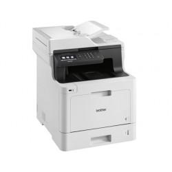 Equipo multifuncion brother dcp-l8410cdw laser color 31 ppm / 31 ppm copiadora escaner impresora bandeja