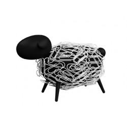 Soporte de clips forma de oveja magnetico incluye 30 clips