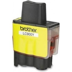 CARTUCHO TINTA AMARILLO BROTHER LC900Y ORIGINAL