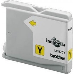 CARTUCHO TINTA AMARILLO BROTHER LC970Y ORIGINAL