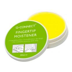 Humedecedor de dedos q-connect para pasar paginas y contar billetes envase de 20 ml