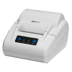 Impresora termica safescan tp-230 gris compatible con safescan 1250 / 2465s / 2665s /6165 ancho papel 58 mm