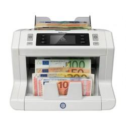 Detector contador de billetes falsos safescan 2665s 7 puntos de verificacion funcion añadir y de fajos