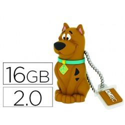 Memoria usb emtec flash 16 gb 2.0 scooby doo