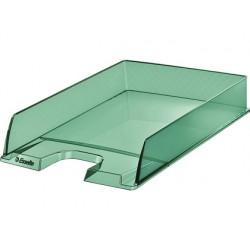 Bandeja sobremesa esselte plastico colour ice color verde 254x61x350 mm
