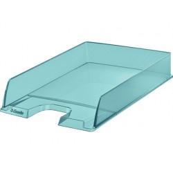 Bandeja sobremesa esselte plastico colour ice color azul 254x61x350 mm