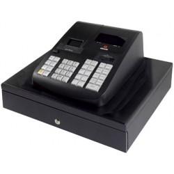 Registradora olivetti ecr 7790 ld display vfd cajon grande color negro