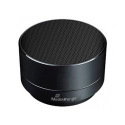 Altavoz portatil mediarange bluetooth 1x3w funcion mano libre micro sd / sdhc / sdxc radio fm bateria de litio