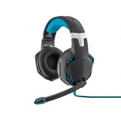 Auricular trust hawk gxt363 vibration headset con microfono incorporado sonido surround 7.1 longitud cable 3