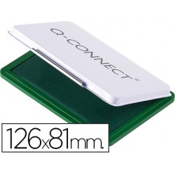 Tampon q-connect n.1 126x81 mm verde