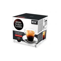 Cafe dolce gusto espresso intenso descafeinado caja monodosis de 16 unidades