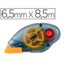 Pegamento q-connect roller compact permanente 6,5 mm de ancho x 8,5 mt - unidad
