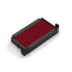 Almohadilla de repuesto trodat 4911 roja blister de 2 unidades