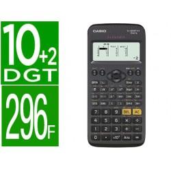 Calculadora casio fx-82 spxii iberia classwizz cientifica 292 funciones 9 memorias con tapa