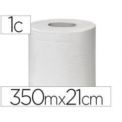 Papel secamanos buga 35x21cm reciclado 1 capa 43 g/m2 350 m