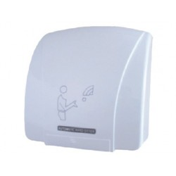 Secador de manos q-connect automatico 240x205x256 mm