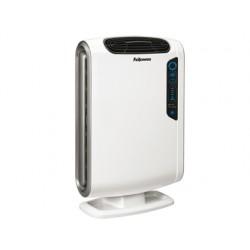 Purificador de aire fellowes aeramex 20 con tres niveles de potencia rendimiento hasta 8 m2 474x299x149 mm