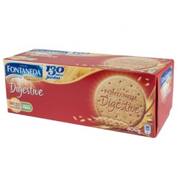 Galleta fontaneda digestive paquete de 400 g