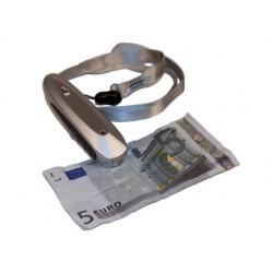 Detector q-connect de billetes falsos de bolsillo