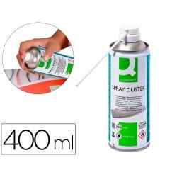Aire a presion q-connect para limpieza general bote de 400 ml