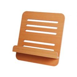 Atril sujetalibros madera l-88 230x270x30 mm