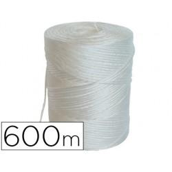 Cuerda rafia rollo de 600 metros