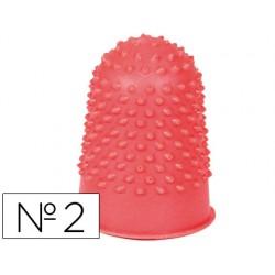 Dediles goma nº 2 -caja de 12 22-24 mm de diametro